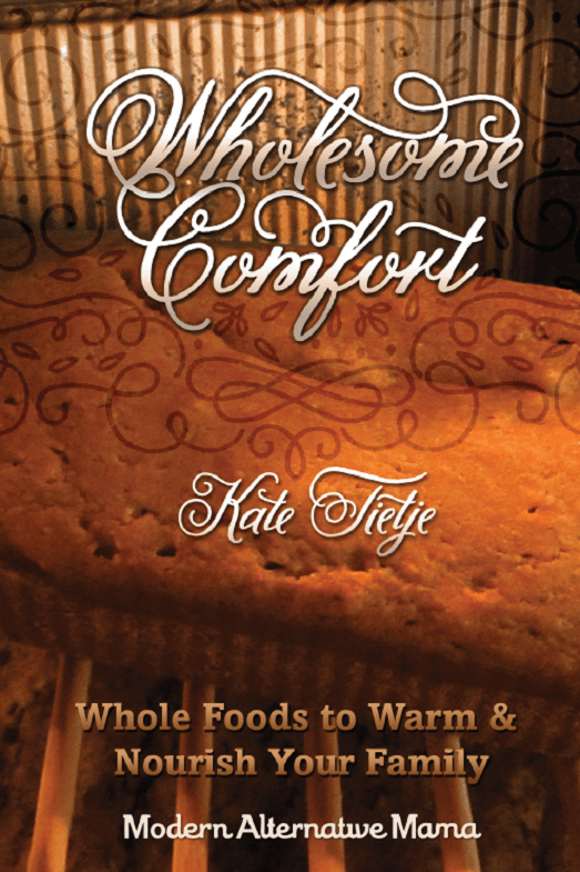 Wholesome Comfort eBook