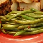 Recipe Collection: Garlic Green Beans