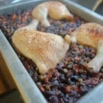 Recipe Collection: Mexican Chicken and Rice with Beans