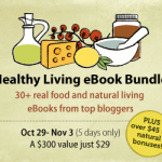 Healthy Living Bundle Sale…Coming Monday!