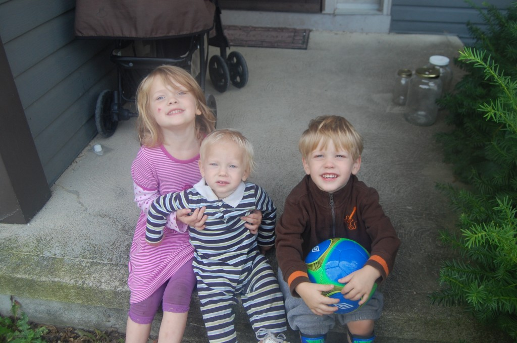Here are the kids in Sept. 2012...need to get a current family shot!