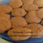 Recipe Collection: Molasses Cookies