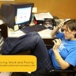How to Balance Working at Home and Raising a Family