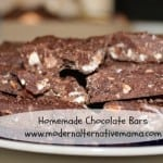 {Guest Post} Recipe Collection: Chocolate Bars