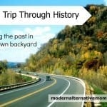 Road Trip Through History: 3 Tips for Making History Come Alive