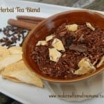 Recipe Collection: Fall Blend Herbal Tea