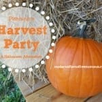 3 Tips for Planning a Harvest Party — A Halloween Alternative