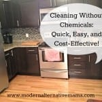 Cleaning Without Chemicals: Quick, Easy, & Cost-Effective!