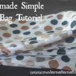DIY Wet Bag Tutorial