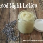 Good Night Lotion