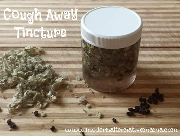 Cough-Away Tincture