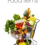 10 key frugal food items pinterest