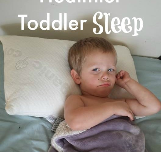 5 Tips for Healthier Toddler Sleep