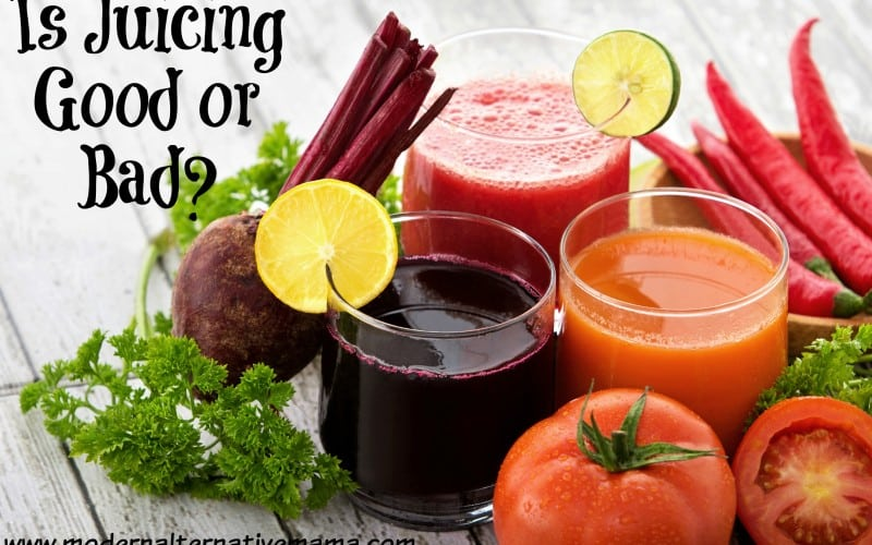 Is Juicing Good or Bad?