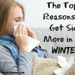 sick more in the winter