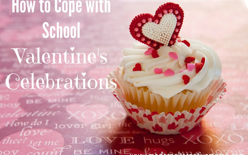 How to Cope with School Valentine's Celebrations